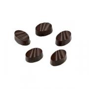 Форма для шоколада «Овал» [28шт], пластик, H=25,L=280,B=175мм, прозр.