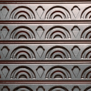 Бордюр для торта «Купол», силикон, B=32мм