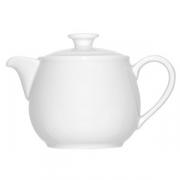 Чайник «Бонн», фарфор, 750мл, белый