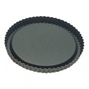 Форма конд. рифл., сталь,антиприг.покр., D=260,H=25мм