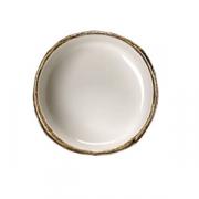 Соусник «Крафт», фарфор, D=65мм, белый