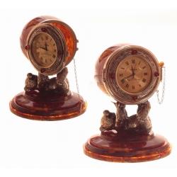 Сувенир-часы «Цирковой медведь