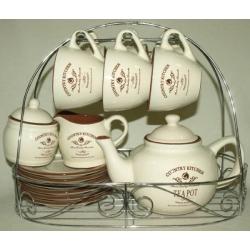 Чайный набор «Кухня в стиле Кантри»