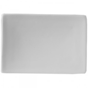 Тарелка для суши «Пати» 20*14см фарфор
