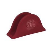Салфетница Аральдо (бордовый)