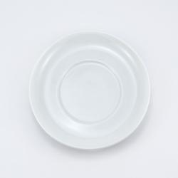 Блюдце под бульонницу 15,5 см. «Ascot»