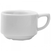 Чашка коф.87 мл фарфор