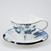 Набор 6 чайных пар 260мл «Наоми»