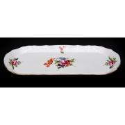Поднос прямоугольный 37 см «Полевой цветок 5309011»