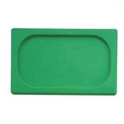 Крышка к гастр-ти 1/9, зеленая полипроп.