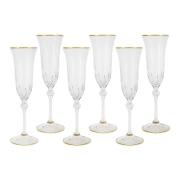 Набор: 6 бокалов для шампанского Пиза Нью