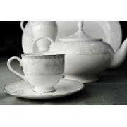 Cервиз чайный на 6 персон, 17 предметов. «Жизель»