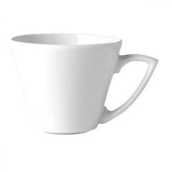 Чашка чайн. «Монако вайт» 310мл фарфор