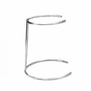 Подставка для сита-конуса, сталь нерж., D=20,H=21.5см, металлич.