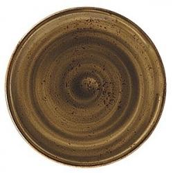 Тарелка для пасты «Крафт» d=27см фарфор