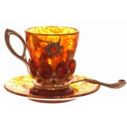 Кофейный набор «Солнышко» (3 предмета)