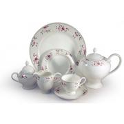 Чайный сервиз «Идилия» 40 предметов на 12 персон