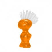 Щетка для чистки овощей «Твитти» (TWEETIE) Koziol 7 x 6,6 x 12,9см (оранжевый)