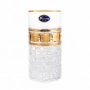 Набор стаканов 350мл.6шт «Золотые окошки 4»