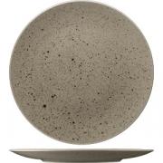 Тарелка мелкая «Лайфстиль» D=27см; песочн.