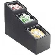 Контейнер для пакетиков чая 3 отделения