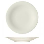 Тарелка пирожковая «Рафинез», фарфор, D=15.9см, слон.кость