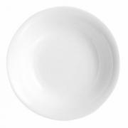 Тарелка для супа «Эмбасси вайт», фарфор, D=19см