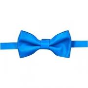 Бабочка для бармена кожа; синий