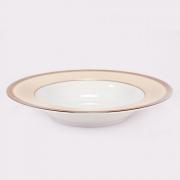 Набор 6 тарелок суповых 23,5см «Палатин Голд»
