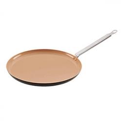 Сковорода для блинов d=28см алюм. с керам. п