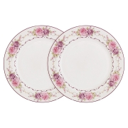Набор из 2-х обеденных тарелок Нежность