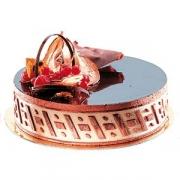 Бордюр для торта «Вариант», силикон, B=35мм