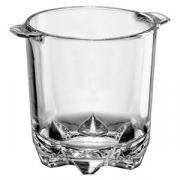 Емкость для льда «Polka» стекло