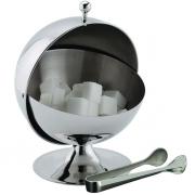 Сахарница со щипцами 14х16 см Шар (15979.1)
