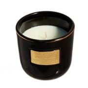 Свеча ароматическая в керамическом подсвенике, 8 см, Le party Phantom