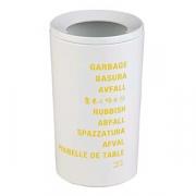 Контейнер для мусора настол., пластик, H=17.5см