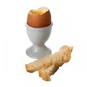 Подставка для яйца d=5см, h=6.3см фарфор