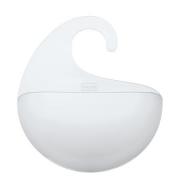 Органайзер/корзина для ванны SURF Koziol 65 х 216 х 253мм (белый)