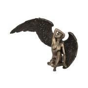 Статуэтка Ангел с поднятым крылом