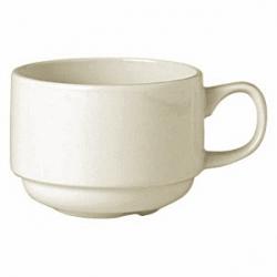 Чашка чайн. «Айвори» 200мл фарфор