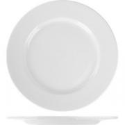 Тарелка D=29см; белый