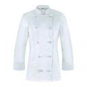 Куртка поварская женская 38разм., хлопок, белый