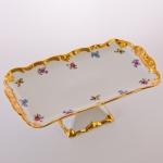 Рулетница 26 см н/н. «Мейсенский цветок»