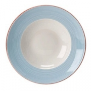 Тарелка для пасты «Рио Блю»
