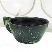Форма для шоколада «Чашка» [3шт], D=70,H=34мм
