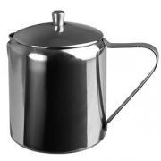 Молочник с крышкой «Проотель», сталь нерж., 180мл