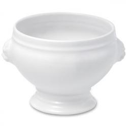 Чашка суповая 450 мл, ручки в виде головы льва