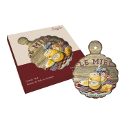 Подставка керамическая с ручкой Мёд (Винтаж)