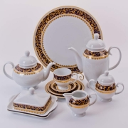Сервиз чайный на 6 перс. 31 пред. «Бельведер»