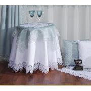 Скатерть «Веймар» 1,7x3,6 белая